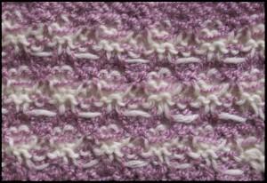 образец вязания 2
