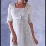 Платье от груди
