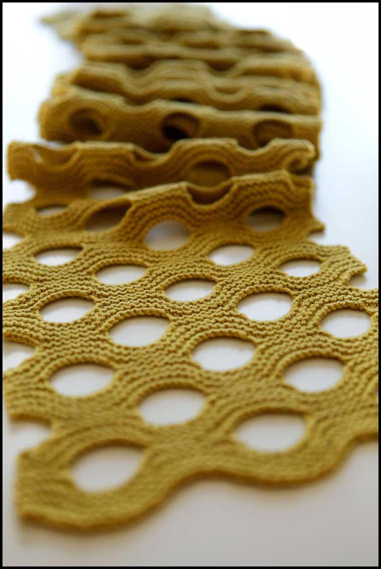 Способы вязания шарфов | knitt.net | Все о