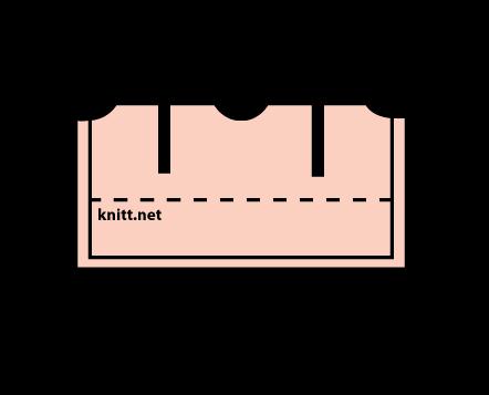 Розовый гарнитур с вышитой кокеткой