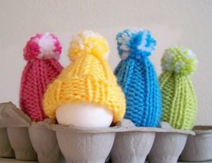 Идея украшения пасхальных яиц