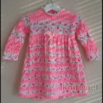 Платье на годовалого ребенка