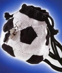 Сумка футбольный мяч