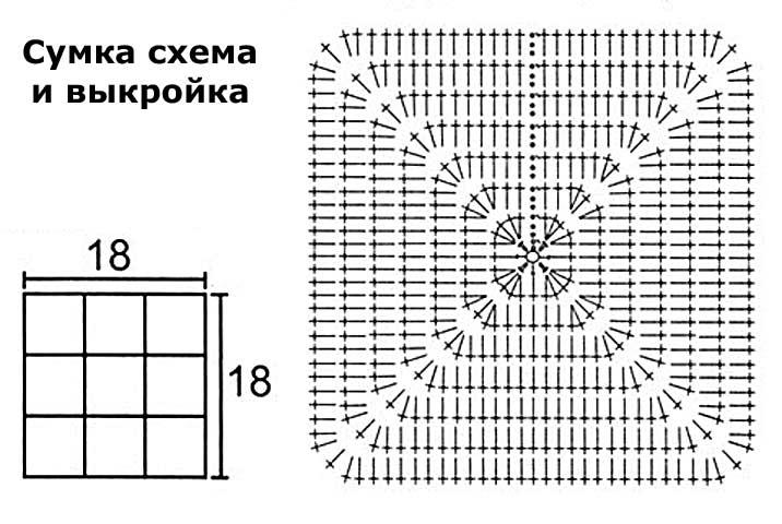 roskoshnoe-chernoe-plate-kryuchkom-sumka-sxema.