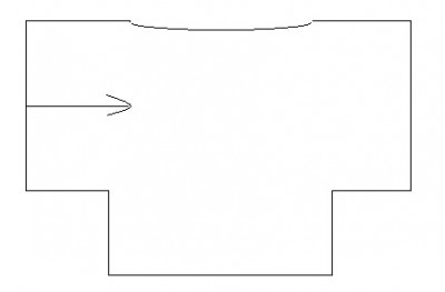 Как вязать баску спицами 33