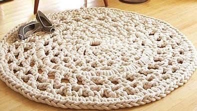 Толстый шнур для вязания ковров 87