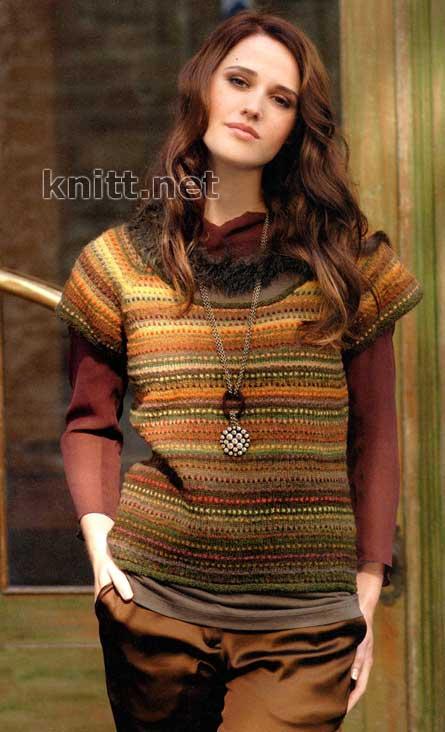пуловер CHILLY