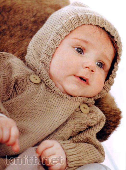 Конверт для малыша