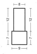 каракулевая накидка-пончо