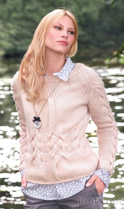 Пуловер Mary Jane