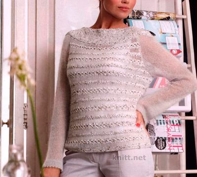 azhurnyj-pulover-iz-moxera-s-shelkom-i-lyureksa