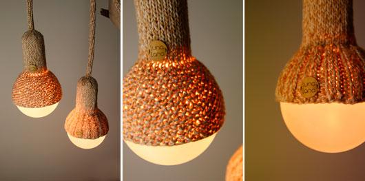 Лампа Luna lana от Stephanie Ng Design