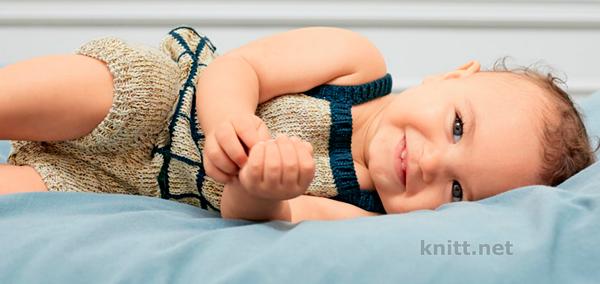 Песочник для малыша