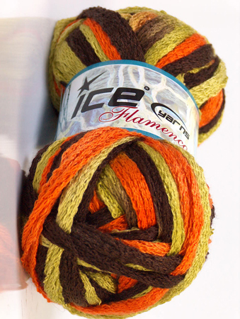 Ice Yarns Flamenco
