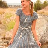 схемы узлов платья