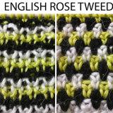 ENGLISH ROSE TWEED спицами (видео)