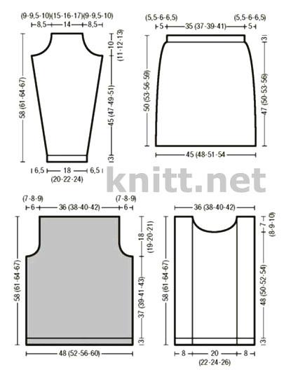 pulover-i-yubka-spicami-shema